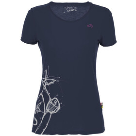 E9 Reve T-Shirt Women, blue navy